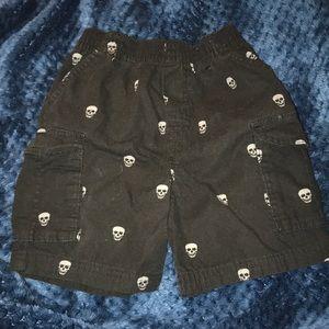 Size-3T shorts
